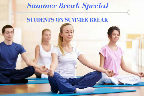 Summer Break Special
