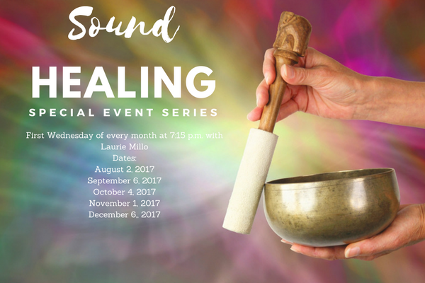 Sound Healing Yoga Series